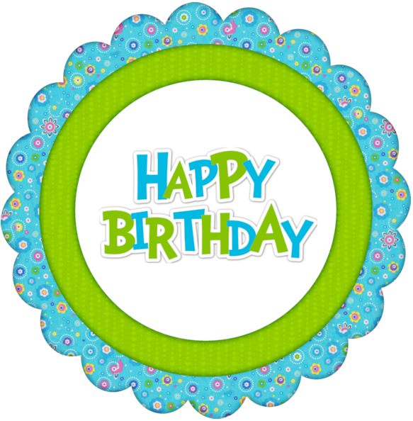 Happy Birthday Cupcake Topper ~ Birthday cupcake toppers free printables