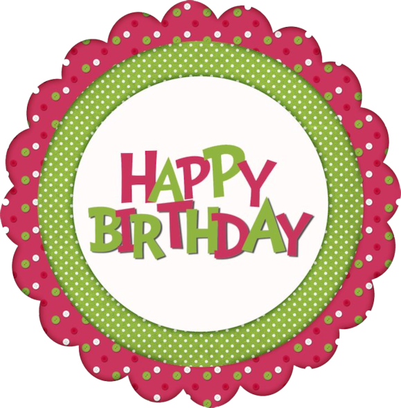 Birthday Cupcake Toppers | Free Printables