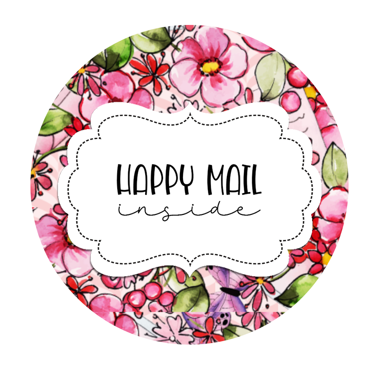 2inch-Valentine-Flowers-Balloon-happy-mail-sticker
