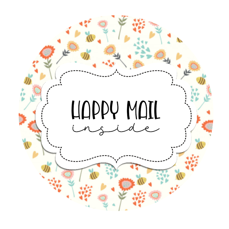 2inch-spring-beehive-happy-mail-sticker