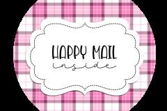 2inch-thistle-tartan-happy-mail-sticker