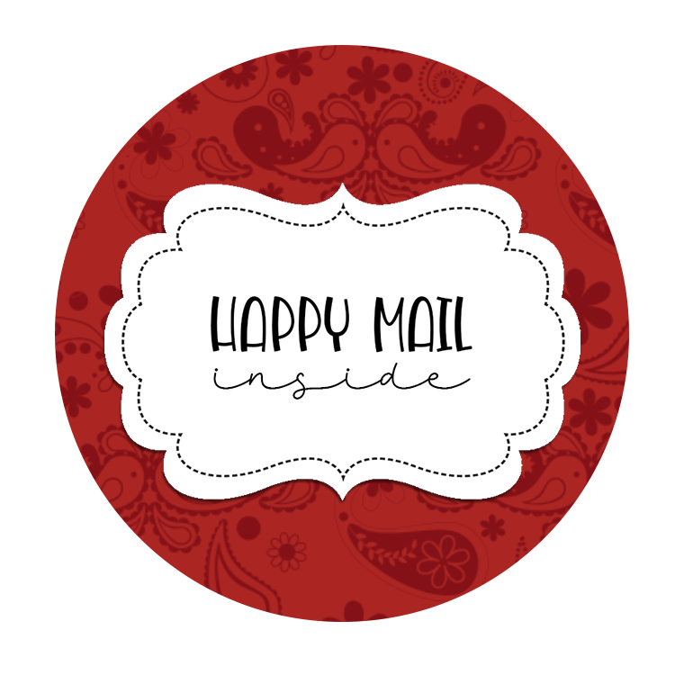 2inch-lady-in-red-happy-mail-sticker