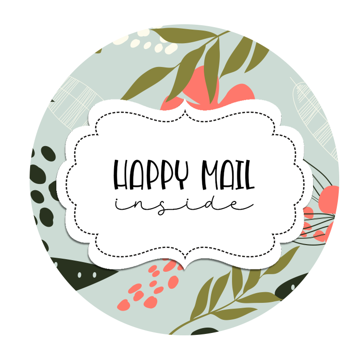 2inch-round-greenery-happy-mail-sticker