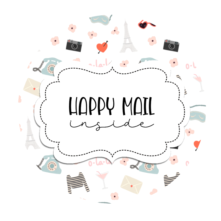 2inch-round-paris-happy-mail-sticker