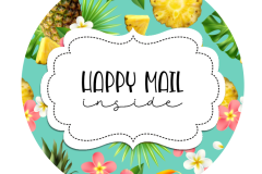 2inch-round-bright-pineapple-happy-mail-sticker