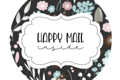 2inch-round-garden-flower-happy-mail-sticker