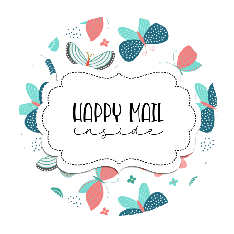 2inch-blue-butterfly-happy-mail-sticker