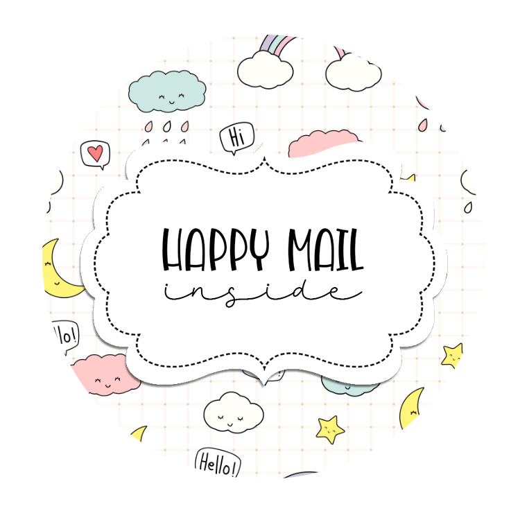 2inch-cloud-doodles-happy-mail-sticker