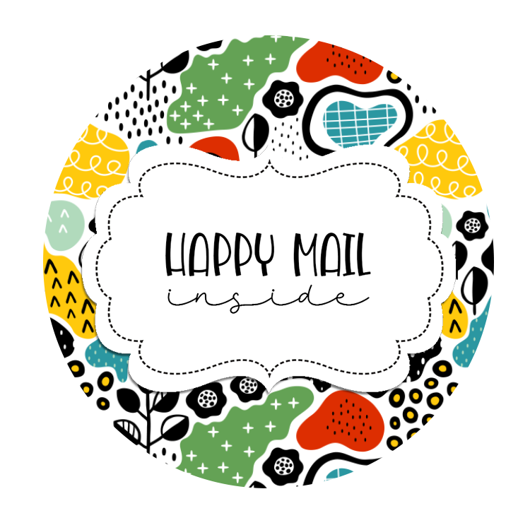 2inch-retro-bold-happy-mail-sticker