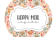 2inch-owls-peach-bg-happy-mail-sticker