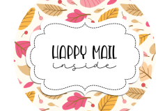 2inch-pink-leaves-happy-mail-sticker