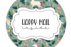 2inch-unicorn-blue-bg-happy-mail-sticker