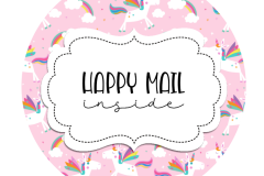 2inch-unicorn-pink-bg-happy-mail-sticker