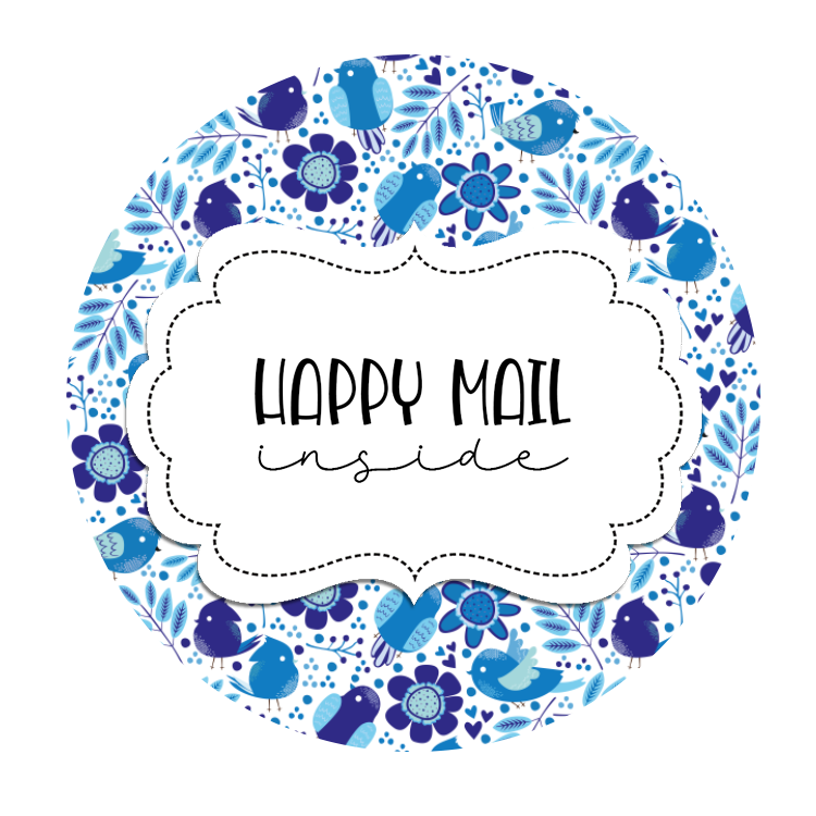 2inch-blue-pattern-birds-happy-mail-stickers