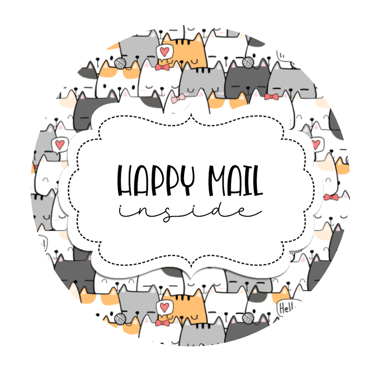 2inch-cat-face-callage-happy-mail-stickers