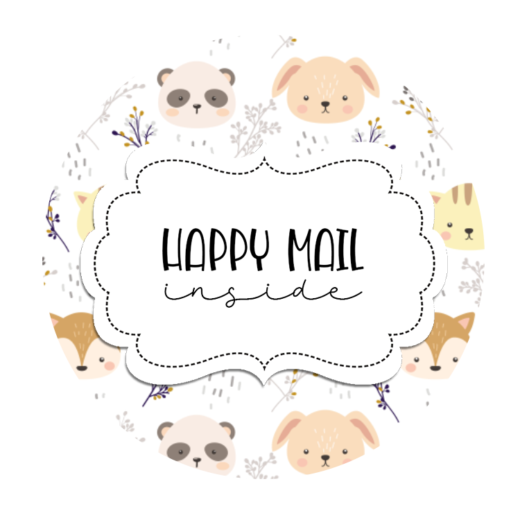2inch-cute-animal-faces-happy-mail-sticker