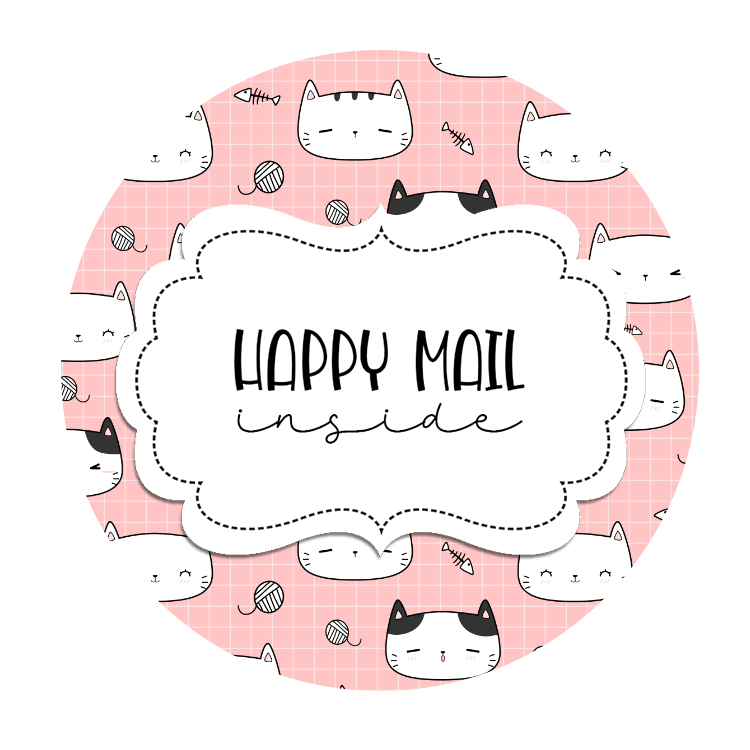 2inch-cute-white-cats-happy-mail-stickers