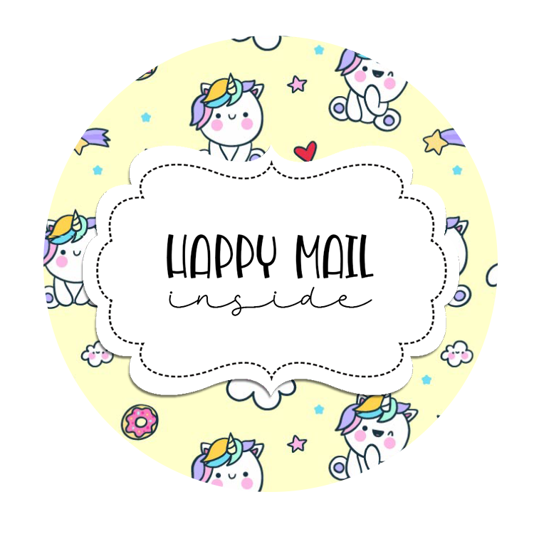 2inch-kawaii-unicorn-happy-mail-stickers