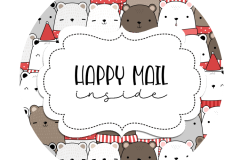 2inch-bear-face-collage-happy-mail-stickers