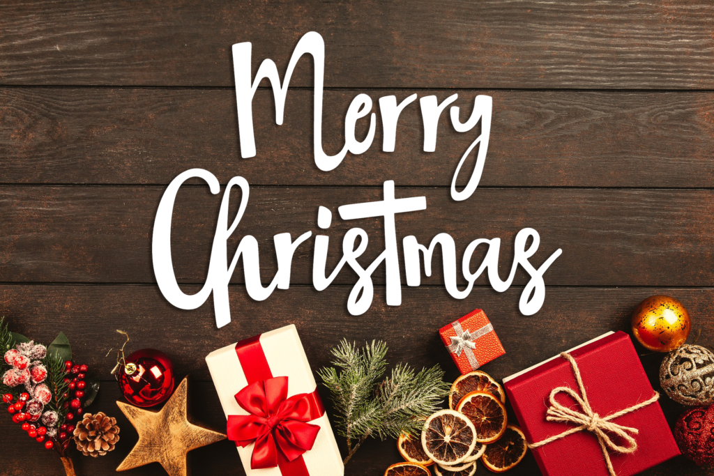 Free Merry Christmas Word Art Png Overlays Svg Cut Files